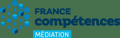 Logo France Compétences Médiation